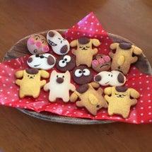 ★クッキー作り★