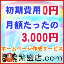 ホームページ制作サービス『繁盛店.com』