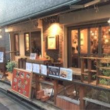高円寺のカフェでワー…