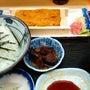 寿司には熱い緑茶!