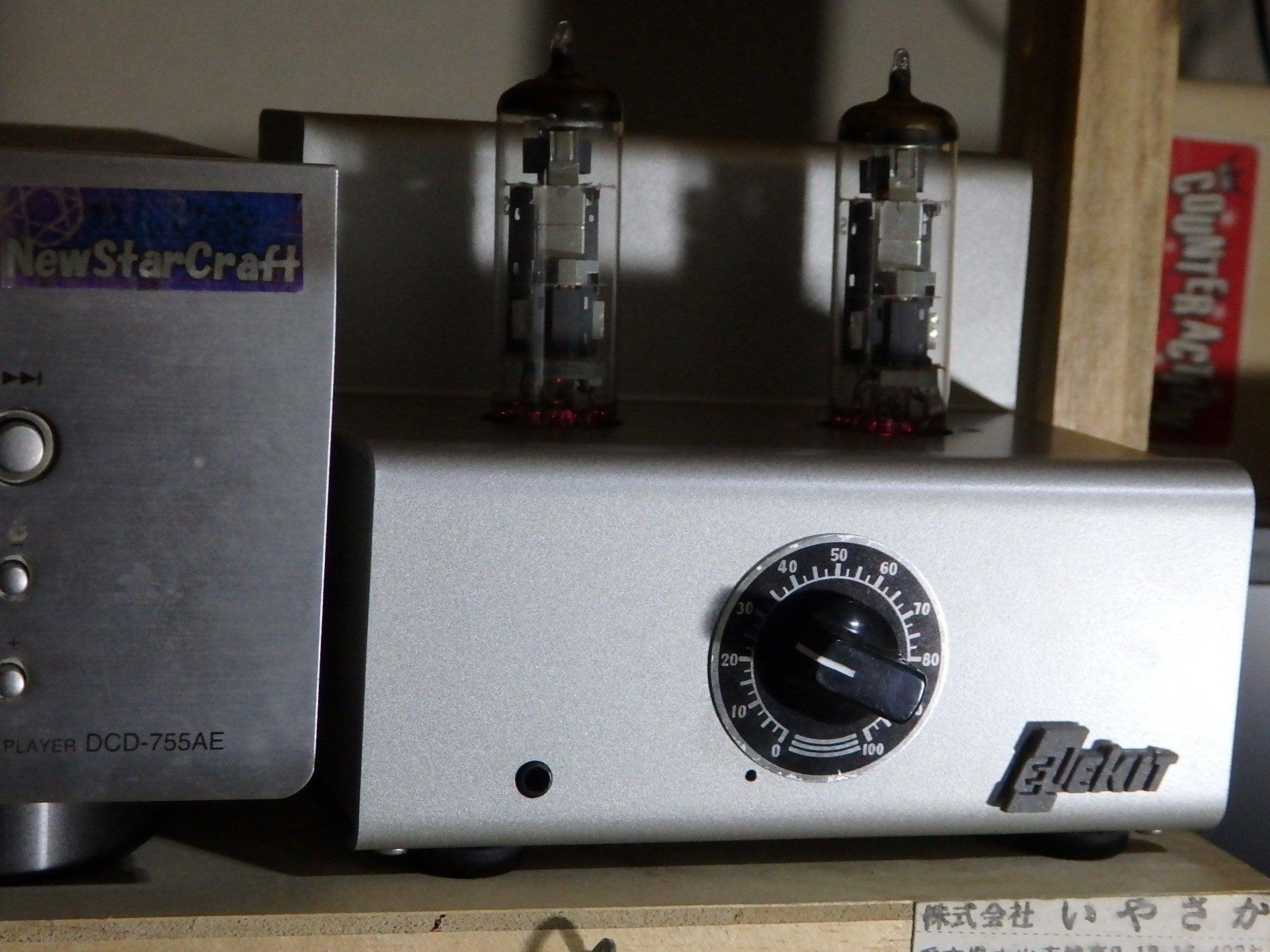 真空管アンプTU-8100を聴く。の巻 | wabisuke