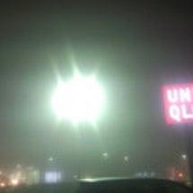 晴れない霧…晴れない…