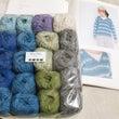 フェアアイル編みはじ…