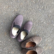 靴を2足買ったので、…