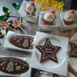 クリスマスケーキ製作…
