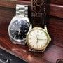 アンティーク腕時計の…