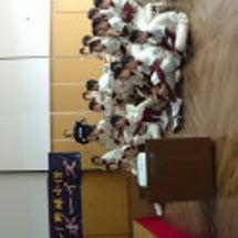 町田ボーイズ卒団式