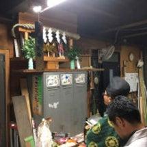 恒例の作業場大祓い式