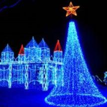 クリスマス イルミネ…