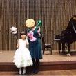 ピアノ発表会に参加の…