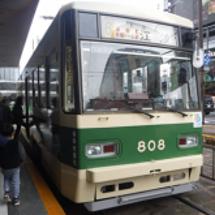 広島の町を観光(広島…
