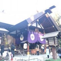新月に東京大神宮へ末…