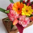 寒い冬に飾るお花でほ…