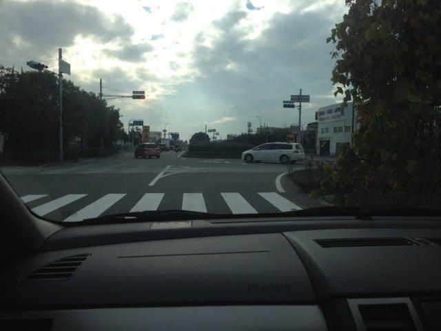 高槻市唐崎付近にて 北大阪ペーパードライバー