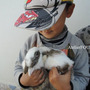 年末・赤ちゃんウサギ…