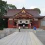 稲毛神社本殿
