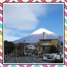 富士山本宮浅間大社へ