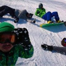 かぐらスキー場と皆吉…