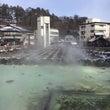 草津温泉旅行に行って…