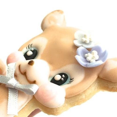 アイシングクッキー バンビ 子鹿 鹿 可愛い