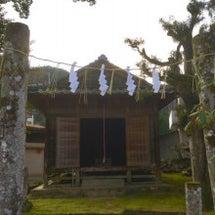 高取焼宗家の神社