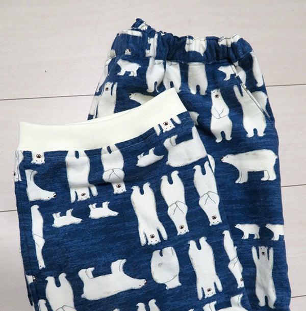 シロクマのパジャマ