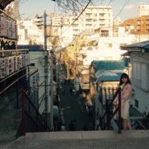 四谷諏訪神社参拝