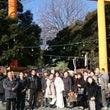 新年祈願 in 川越…
