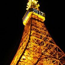 東京の空&東京タワー…