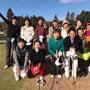 ゴルフ&新年会…