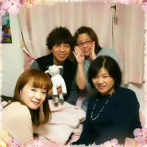 新年会の女子会~( …