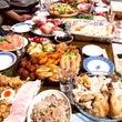 食べ物ばっかり(;^…