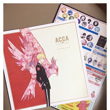 アニメ ACCA13…