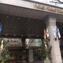 ホテル日航福岡へ出張…