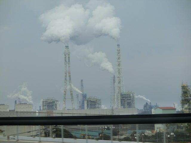 小倉 工場の煙突