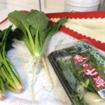 1月の親子☆野菜キッ…