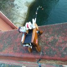 今年初のワカサギ釣り…