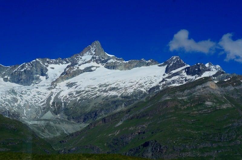 ツェルマットの旅 スイス旅行