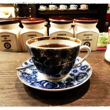 【cafe】茶亭 羽…