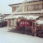 降り続いた雪