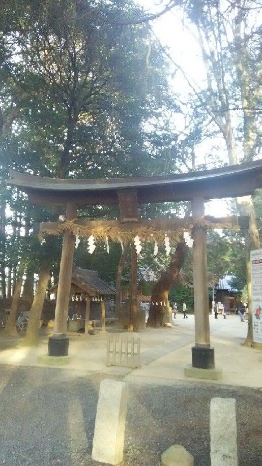 1208 中山神社鳥居