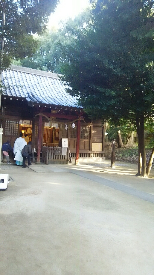 1208 中山神社拝殿