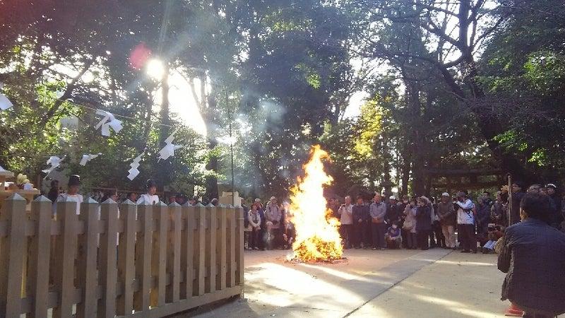 1208 中山神社 鎮火祭2