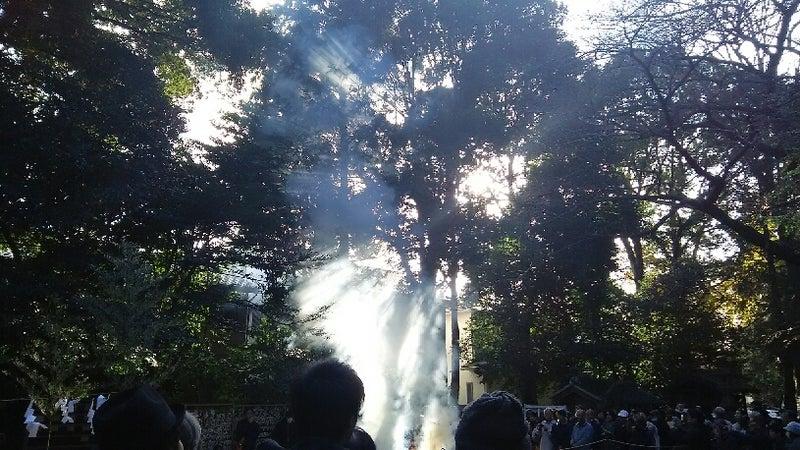 1208 中山神社煙