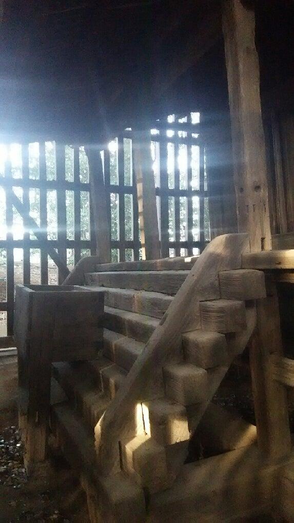 1208 中山神社 旧社殿