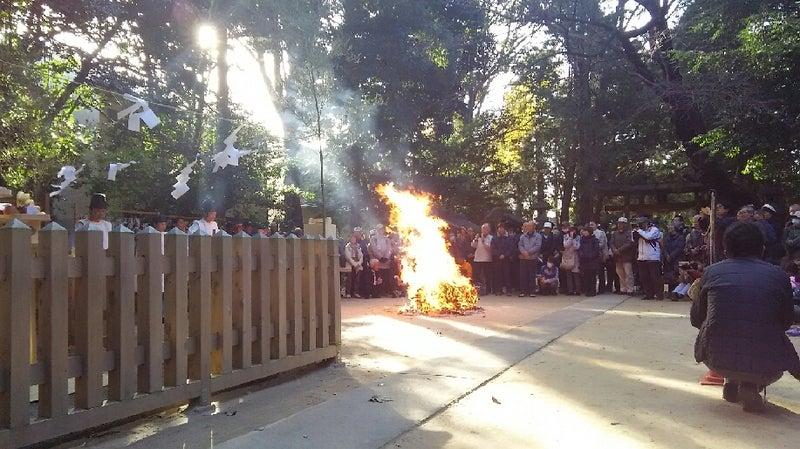 1208 中山神社 鎮火祭