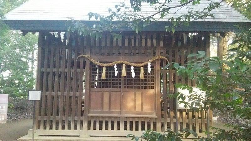 1208 中山神社 旧社殿外側