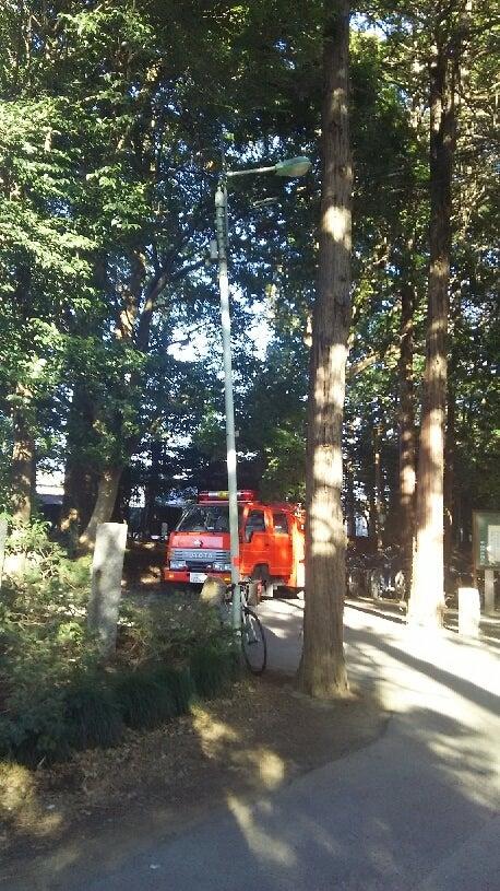 1208 中山神社消防車