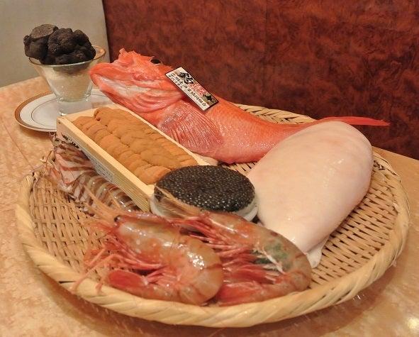 三田牛ウェスタ お正月の旬魚