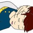 子どもが睡眠中に頭を…